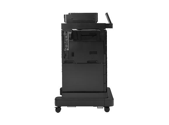 Мултифункционално у-во HP Color LaserJet Enterprise MFP M680f Printer - 3