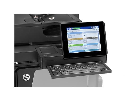 Мултифункционално у-во HP Color LaserJet Enterprise Flow MFP M680z Printer - 3