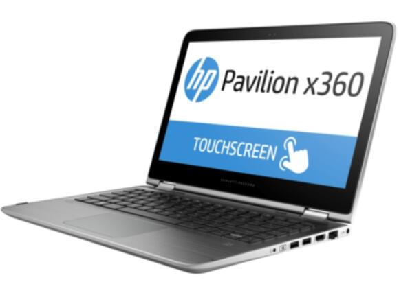 Лаптоп HP Pavilion x360 13-s102nu Natural silver - 2