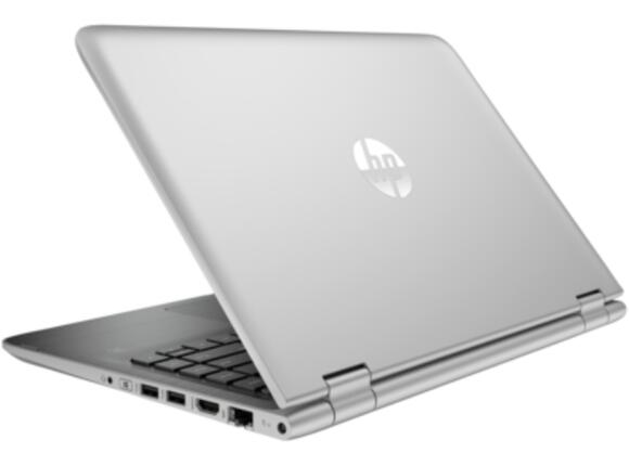 Лаптоп HP Pavilion x360 13-s102nu Natural silver - 5