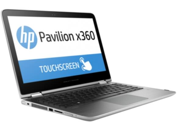 Лаптоп HP Pavilion x360 13-s102nu Natural silver
