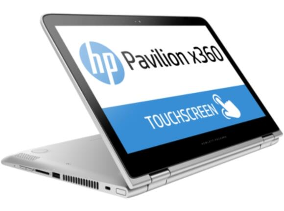 Лаптоп HP Pavilion x360 13-s102nu Natural silver - 8
