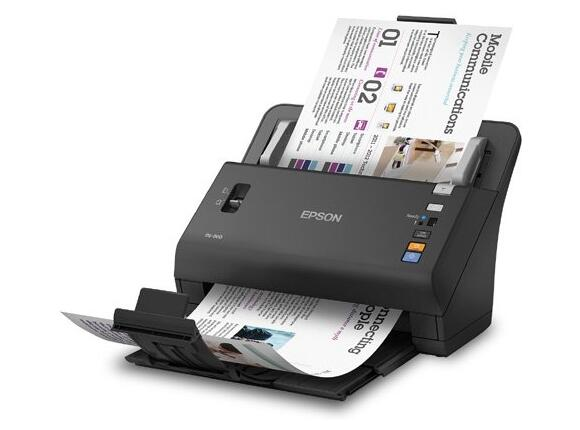 Скенер Epson WorkForce DS-860 - 2