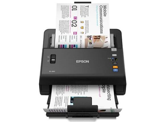 Скенер Epson WorkForce DS-860