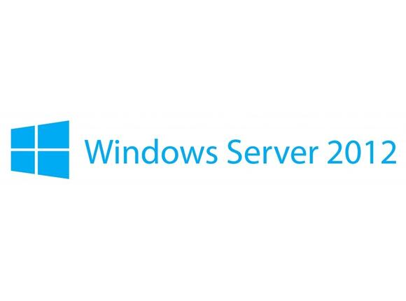 Софтуер Microsoft Windows Server 2012 5 User CAL EMEA Lic