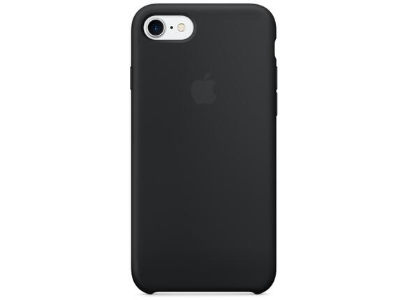 Калъф Apple iPhone 7 Silicone Case - Black