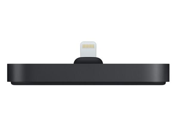Докинг станция Apple iPhone Lightning Dock - Black - 3