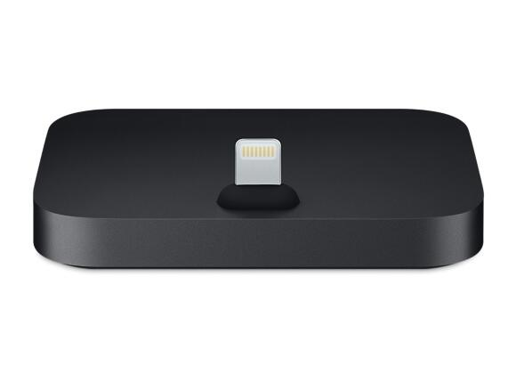 Докинг станция Apple iPhone Lightning Dock - Black - 5