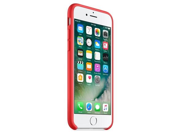 Калъф Apple iPhone 7 Silicone Case - (PRODUCT)RED - 7