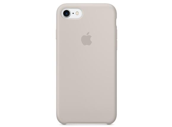 Калъф Apple iPhone 7 Silicone Case - Stone