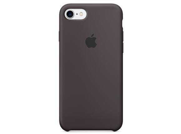 Калъф Apple iPhone 7 Silicone Case - Cocoa