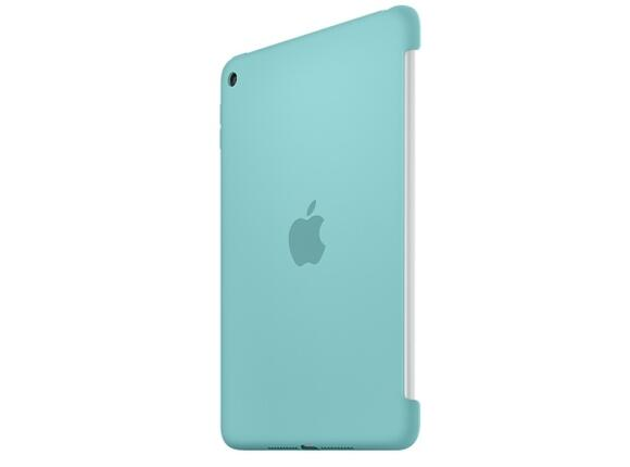 Калъф Apple iPad mini 4 Silicone Case - Sea Blue - 6