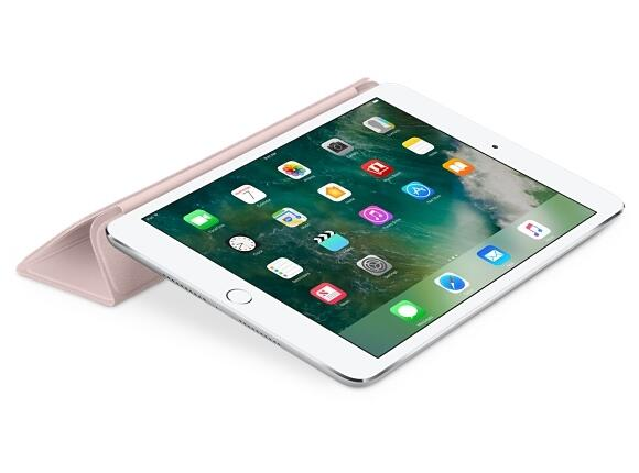 Калъф Apple iPad mini 4 Smart Cover - Pink Sand - 6