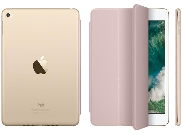 Калъф Apple iPad mini 4 Smart Cover - Pink Sand - 2