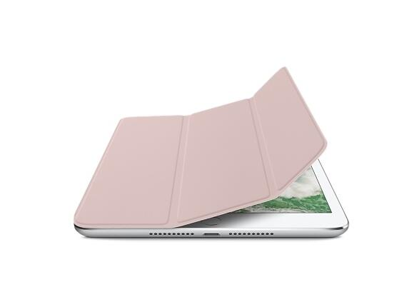 Калъф Apple iPad mini 4 Smart Cover - Pink Sand - 5