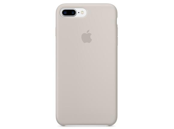 Калъф Apple iPhone 7 Plus Silicone Case - Stone
