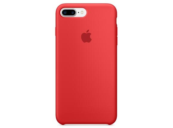 Калъф Apple iPhone 7 Plus Silicone Case - PRODUCT(RED)