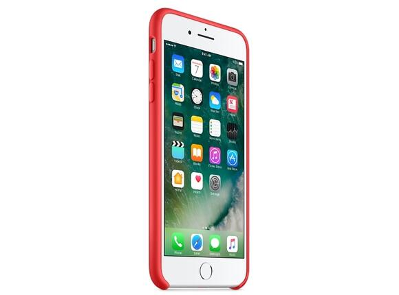 Калъф Apple iPhone 7 Plus Silicone Case - PRODUCT(RED) - 7