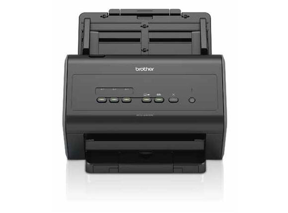 Скенер Brother ADS-2400N Document Scanner + Brother DS-620 Mobile Scanner