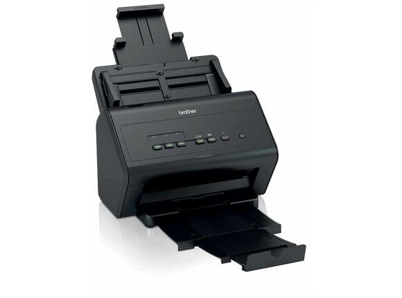 Скенер Brother ADS-3000N Document Scanner + Brother DS-620 Mobile Scanner