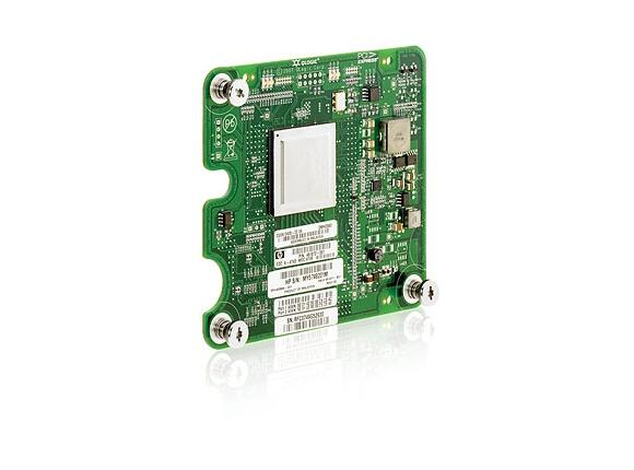 Адаптери и зарядни HP NQLogic QMH2562 8Gb Fibre Channel Host Bus Adapter for c-Class Blade System