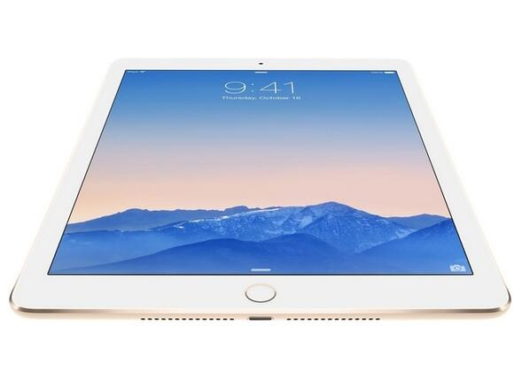 Таблет Apple iPad Air 2 Wi-Fi 128GB - Gold - 4