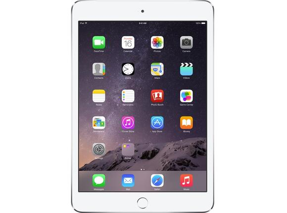 Таблет Apple iPad Air 2 Cellular 128GB - Silver - 3