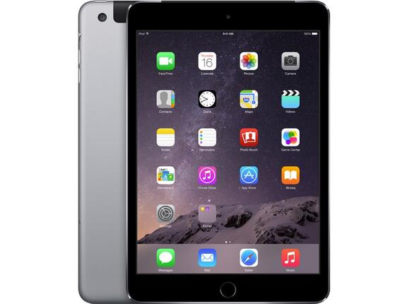 Таблет Apple iPad Air 2 Cellular 128GB Space Gray - 4