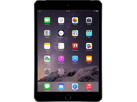 Таблет Apple iPad Air 2 Cellular 128GB Space Gray - 3