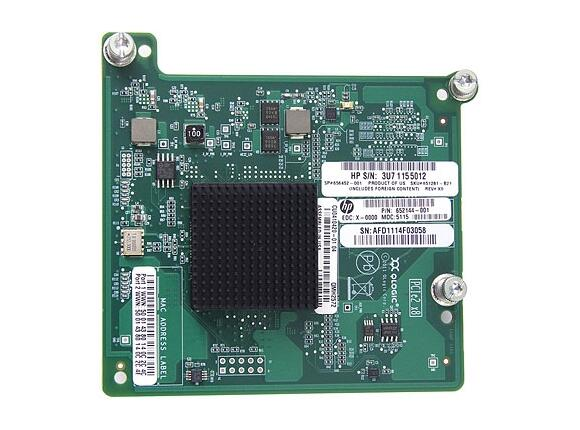 Адаптери и зарядни HP QMH2572 8Gb Fibre Channel Host Bus Adapter