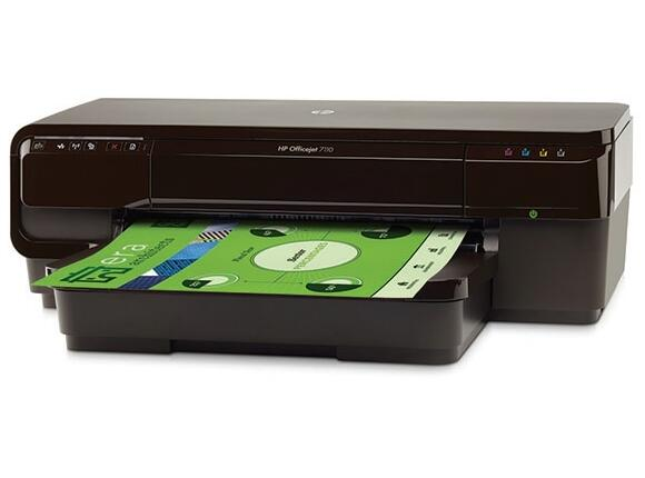 Принтер HP Officejet 7110 WF ePrinter