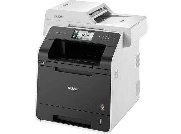 Мултифункционално у-во Brother DCP-L8450CDW Colour Laser Multifunctional - 3