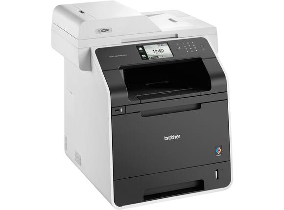 Мултифункционално у-во Brother DCP-L8450CDW Colour Laser Multifunctional - 2
