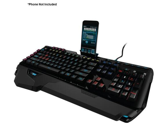 Клавиатура Logitech G910 Orion Spectrum RGB Mechanical Gaming Keyboard US Int'l - 3
