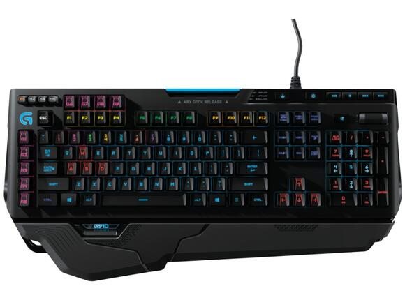Клавиатура Logitech G910 Orion Spectrum RGB Mechanical Gaming Keyboard US Int'l