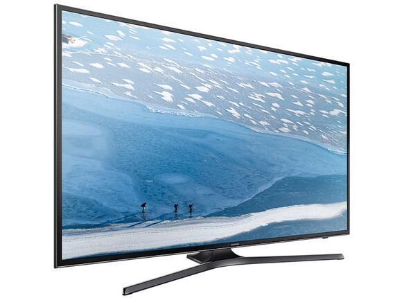 "Телевизор Samsung 40"" 40KU6072 4K LED TV - 4"