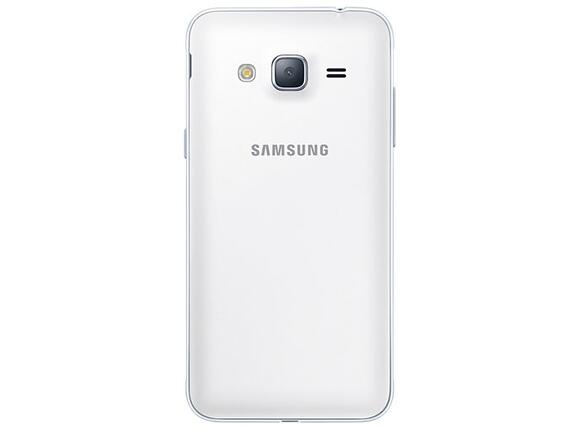 Смартфон Samsung Smartphone SM-J320F GALAXY J3 2016 DS 8GB White - 5