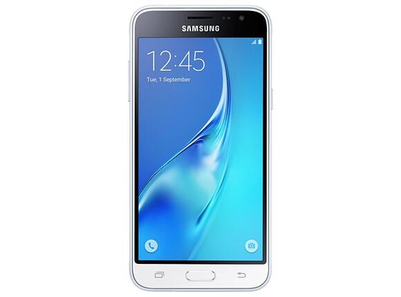 Смартфон Samsung Smartphone SM-J320F GALAXY J3 2016 DS 8GB White - 2