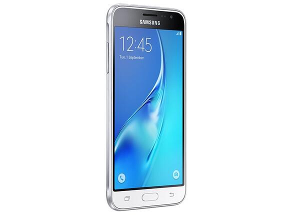 Смартфон Samsung Smartphone SM-J320F GALAXY J3 2016 DS 8GB White - 7