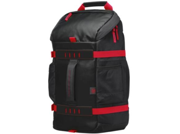 "Backpack HP 15.6"" Odyssey Sport Backpack black/red (gaming)"