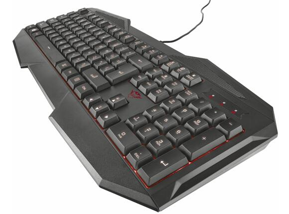 Клавиатура TRUST GXT 830 Gaming Keyboard - 4