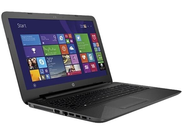 "Лаптоп Лаптоп HP 250 G4 Notebook PC, i3-5005U, 15.6"", 4GB, 500GB - 2"