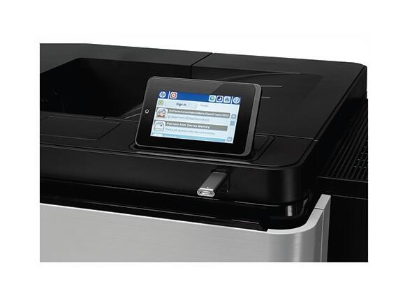 Принтер HP LaserJet Enterprise M806dn Printer - 2