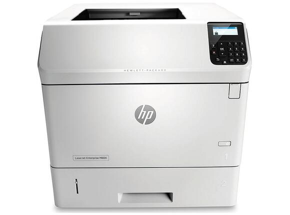 Принтер HP LaserJet Enterprise M604dn Printer