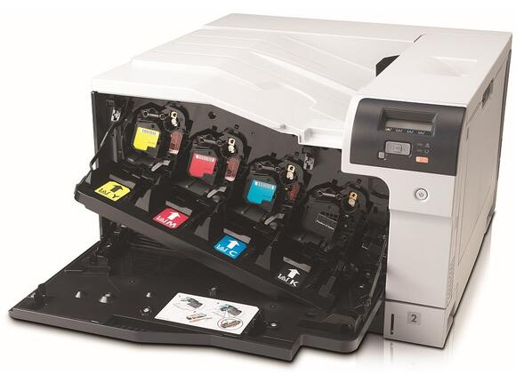 Принтер HP Color LaserJet Professional CP5225 - 2