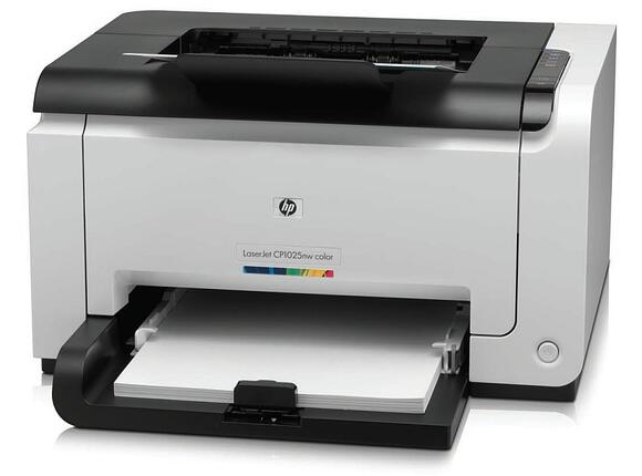 Принтер HP LaserJet CP1025nw Color Printer
