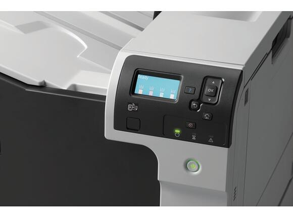 Принтер HP Color LaserJet Enterprise M750n Printer - 2