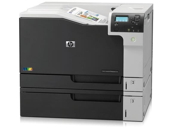 Принтер HP Color LaserJet Enterprise M750dn Printer