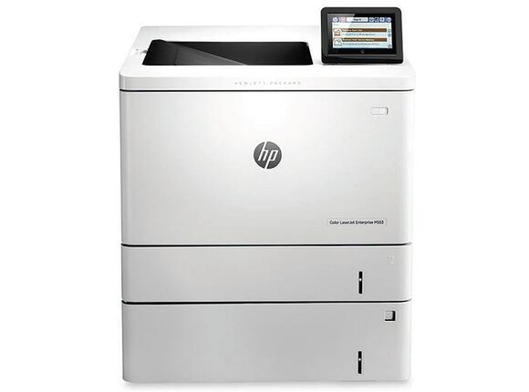 Принтер HP Color LaserJet Enterprise M553x Printer