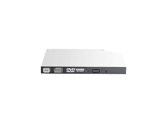 Оптично устройство HP 9.5mm SATA DVD RW JackBlack Optical Drive